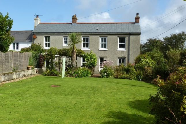 Thumbnail Semi-detached house for sale in Packet Lane, Rosudgeon, Penzance