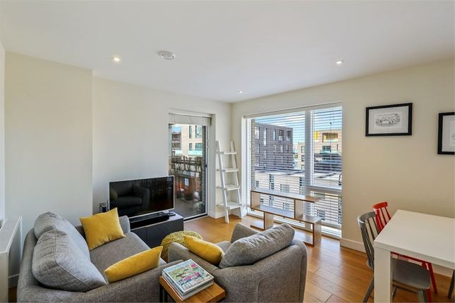 Thumbnail Flat to rent in Des Barres Court, 22 Peartree Way, London