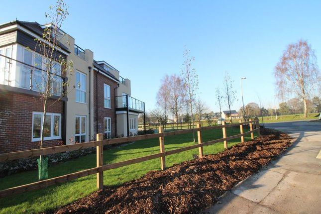 Thumbnail Flat to rent in Old Barn Mews, Basingstoke