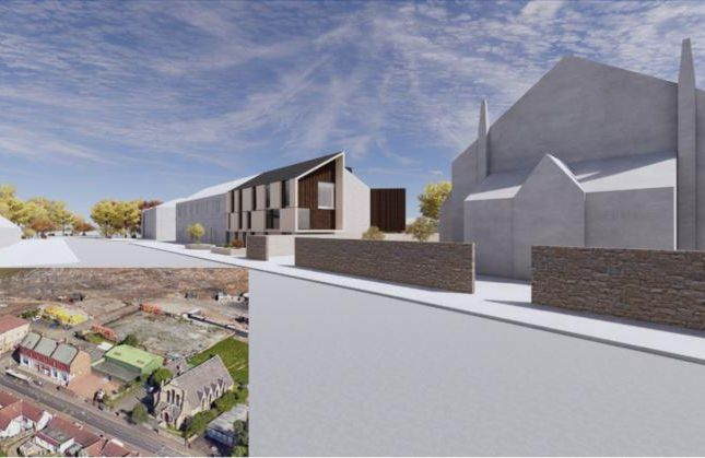 Thumbnail Commercial property for sale in 73-77 Whitehill Street, Newcraighall, Edinburgh