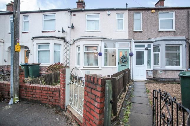 2 bed terraced house for sale in Stevenson Road, Keresley, Coventry, West Midlands CV6