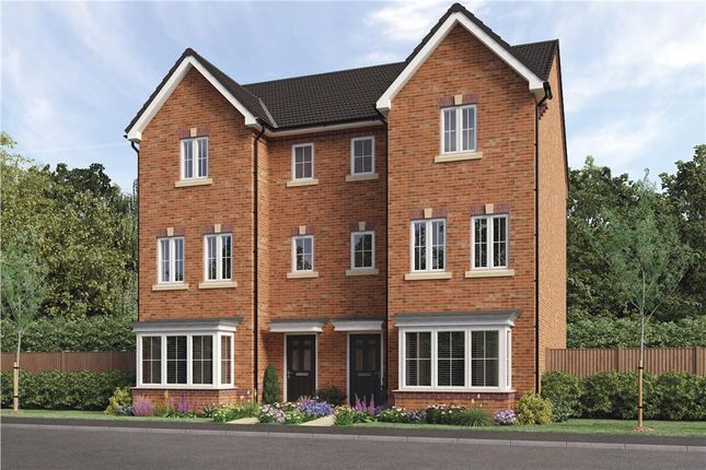 "Thumbnail Semi-detached house for sale in ""Chantry"" at Sophia Drive, Great Sankey, Warrington"