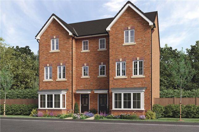 "Thumbnail Semi-detached house for sale in ""Chantry"" at Sophia Drive, Great Sankey, Warrington"