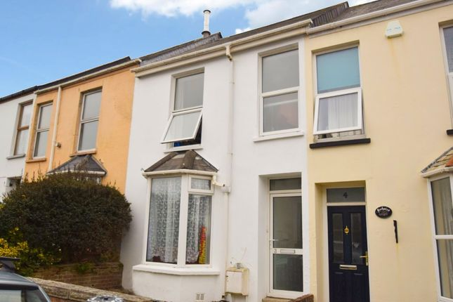 Thumbnail Property for sale in Clifton Crescent, Falmouth