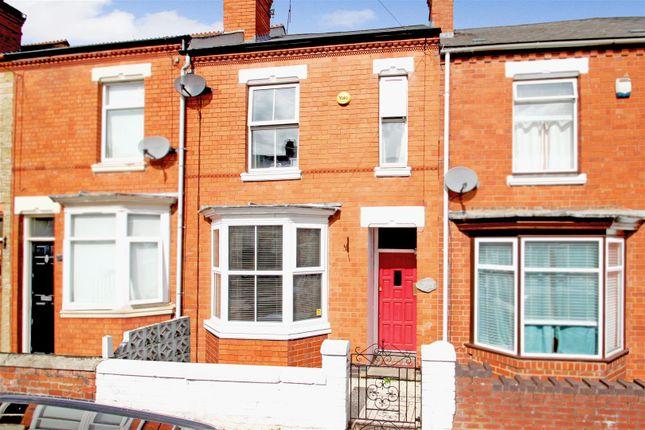 External of Sovereign Road, Earlsdon, Coventry CV5