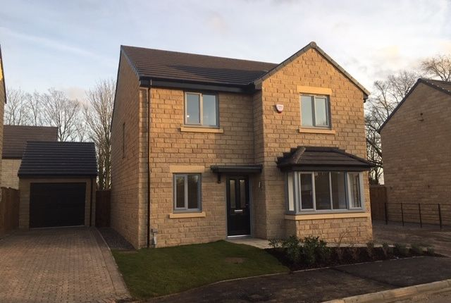 Thumbnail Detached house for sale in St Georges Way, Middleton St George, Darlington