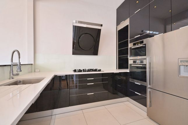 Kitchen of North Audley Street, London W1K