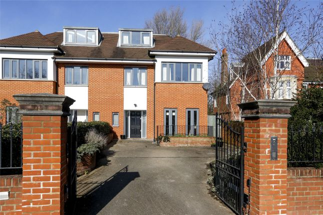 Thumbnail Semi-detached house for sale in Arthur Road, London