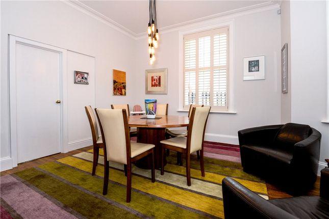 Reception Room of Crown Street West, Poundbury, Dorset DT1