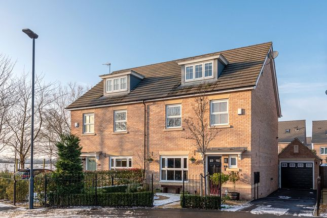 4 bed semi-detached house for sale in St Andrews Walk, Newton Kyme LS24
