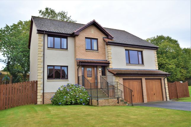 Thumbnail Detached house for sale in Boswell Park, Inverness