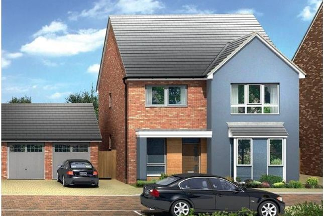 "Thumbnail Detached house for sale in ""Bowees"" at Whitworth Park Drive, Houghton Le Spring"