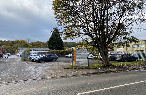 Land to let in Blaydon On Tyne, Ryton