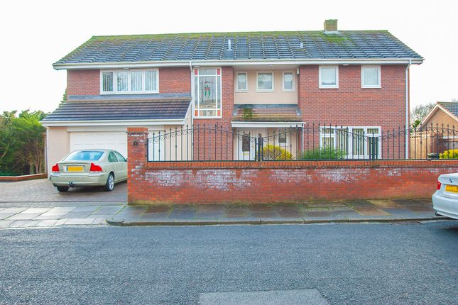 Thumbnail Detached house for sale in Cresswell Road West Park, Hartlepool