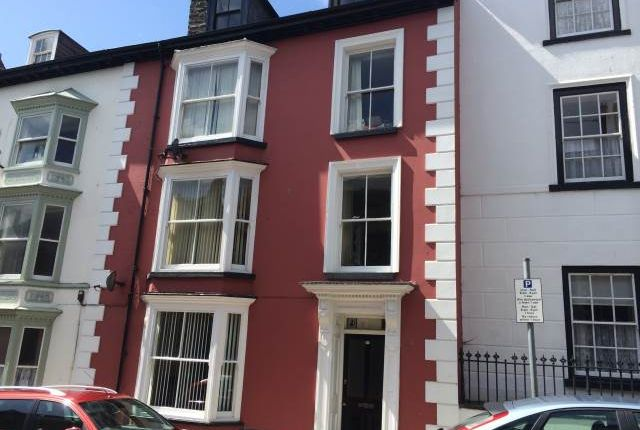 Thumbnail Flat to rent in Bridge Street, Aberystwyth, Ceredigion
