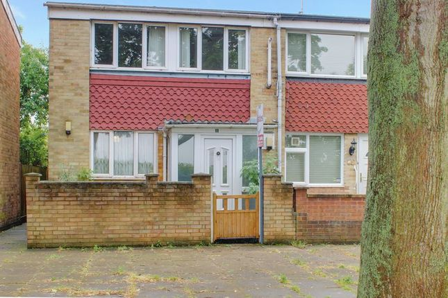 Thumbnail Terraced house for sale in Bowood Road, Enfield