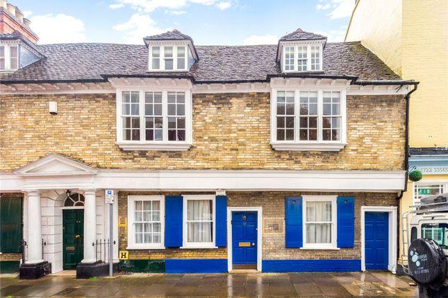 Thumbnail Terraced house for sale in St. Ann Street, Salisbury, Wiltshire