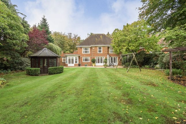 Thumbnail Detached house to rent in Westfield Road, Beaconsfield