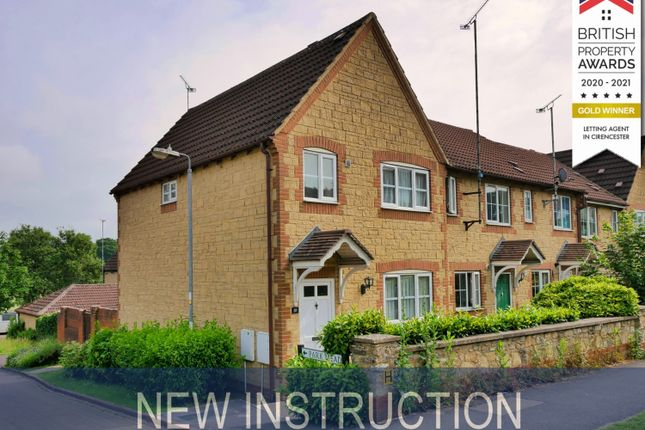 3 bed semi-detached house to rent in Park Road, Malmesbury SN16