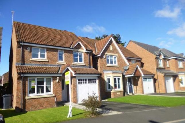 Thumbnail Detached house for sale in Highfield Rise, Chester Le Street