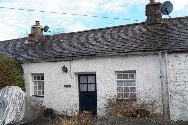 Thumbnail Cottage for sale in Ffosyffin, Aberaeron, Ceredigon