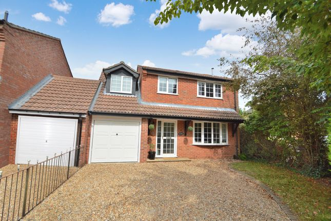 Thumbnail Link-detached house for sale in Kelburn Close, Chandler's Ford, Eastleigh
