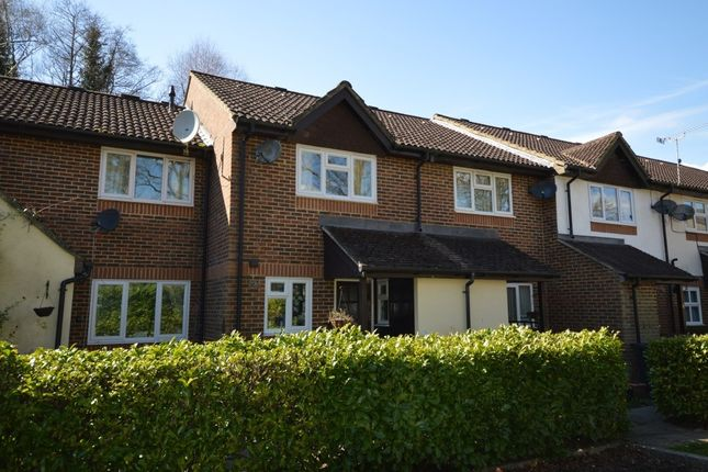 2 bed terraced house to rent in Newfield Road, Liss GU33