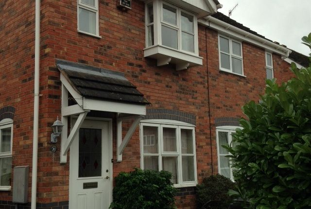 Thumbnail Semi-detached house to rent in Showell Grove, Droitwich
