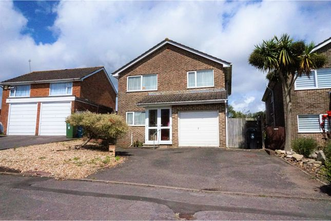 Thumbnail Detached house for sale in Lynwood Drive, Wimborne