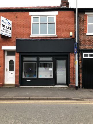 Thumbnail Retail premises for sale in Church Road, Lymm