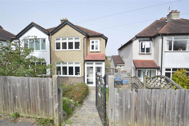 Thumbnail Semi-detached house to rent in Woodlands Grove, Coulsdon, Surrey