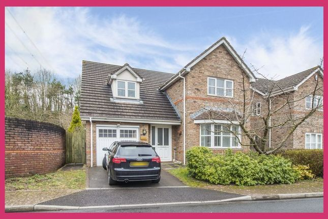Thumbnail Detached house for sale in Nant-Y-Moor Close, Coedkernew, Newport