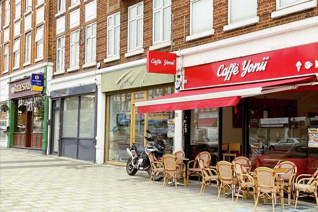 Local Shops of Mollison Way, Edgware HA8