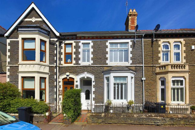 Thumbnail Property for sale in Llanfair Road, Cardiff
