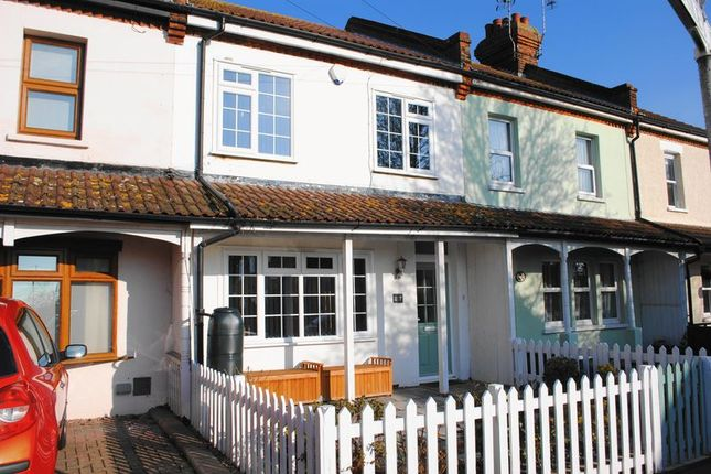 Thumbnail Terraced house for sale in Bailey Road, Leigh On Sea, Essex