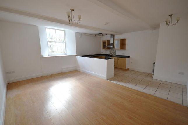 Living Area of Main Street, Pembroke SA71