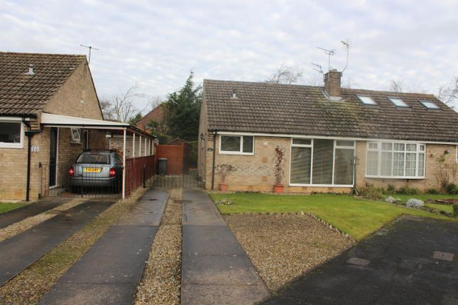 Thumbnail Bungalow to rent in Allendale, York