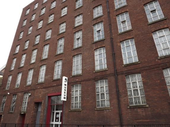 Thumbnail Flat for sale in Wellington Mill, Wellington Road South, Stockport, Greater Manchester