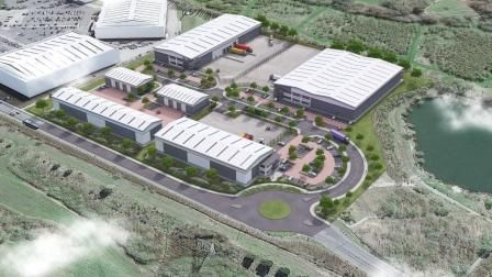 Thumbnail Industrial for sale in Reedswood Trade Park, Walsall