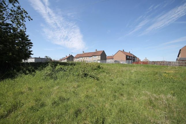 Thumbnail Land for sale in Scotia Crescent, Larkhall
