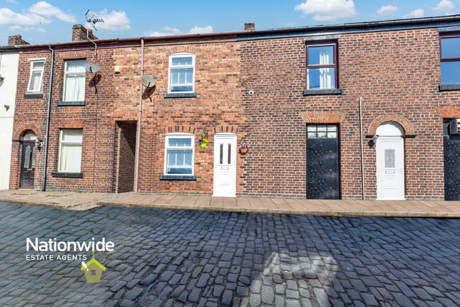 1 bed terraced house for sale in A Canal Street, Adlington, Chorley PR7