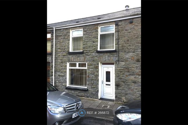 Thumbnail Terraced house to rent in Dumfries Street, Treorchy