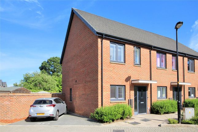 End terrace house for sale in Woking, Surrey