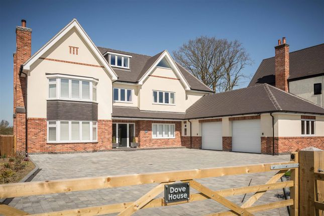 Thumbnail Detached house for sale in Cloves Hill, Morley, Ilkeston