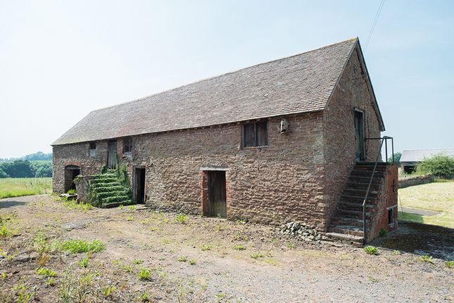 Thumbnail Barn conversion for sale in Bockleton, Tenbury Wells