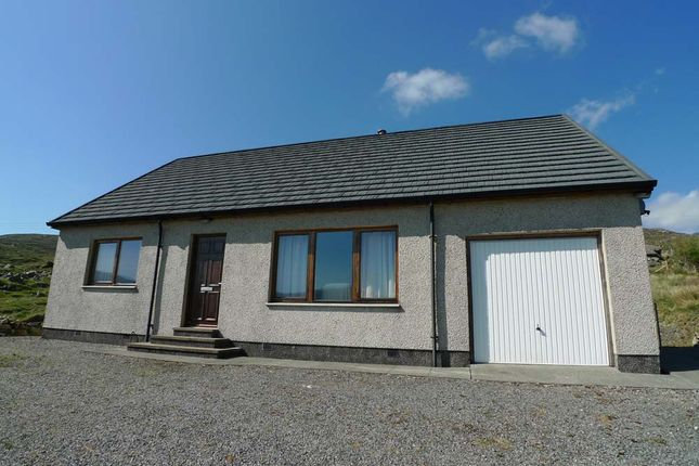 Thumbnail Bungalow for sale in 4 Bunavoneader, Isle Of Harris