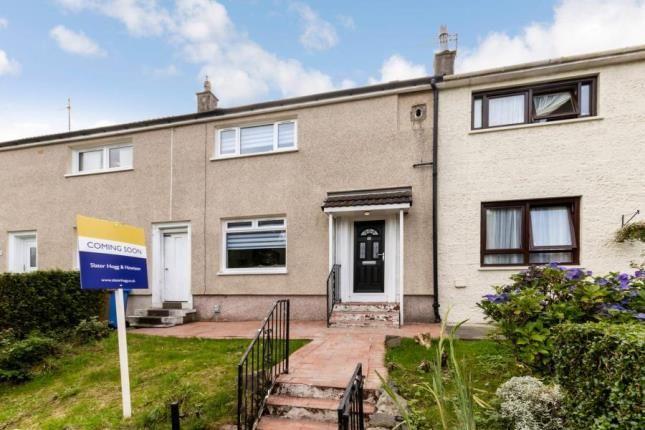 Front of Egilsay Place, Milton, Glasgow G22