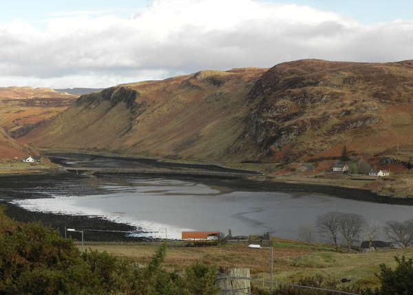 Thumbnail Land for sale in House Site Struan, Isle Of Skye
