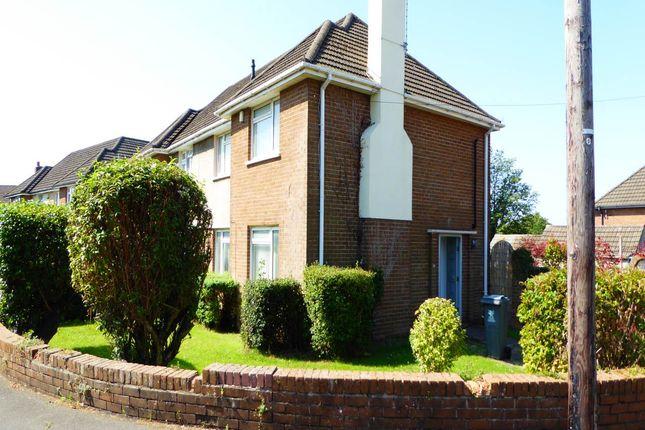Thumbnail Property to rent in Elgar Crescent, Llanrumney, Cardiff