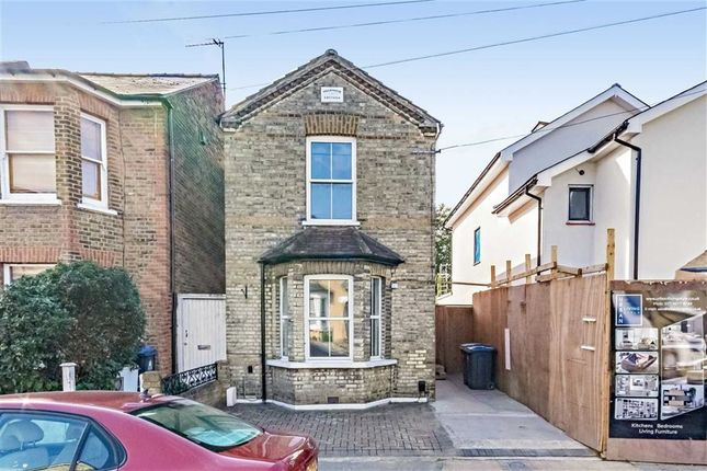Thumbnail Terraced house to rent in Canbury Park Road, Kingston Upon Thames